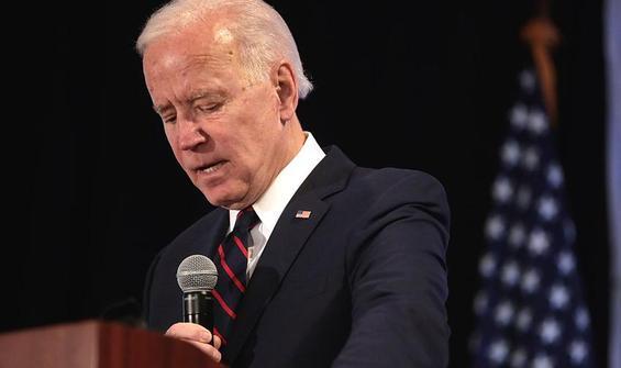 Biden, vergi beyannamesini açıkladı