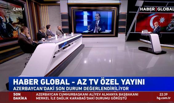 Haber Global-AZ TV Özel yayınında son durum değerlendirildi