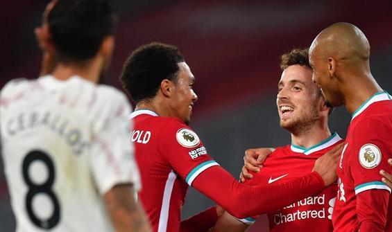 Liverpool'un son kurbanı Arsenal!