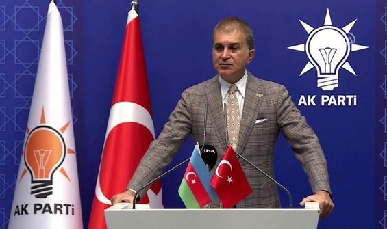 """""""Karabağ toprağı Azerbaycan'ındır! Ermenistan işgalcidir"""""""