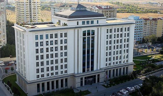 AK Parti'den iki ayrı yasa teklifi