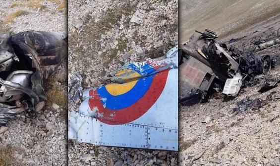Azerbaycan: Ermenistan'a ait 2 Su-25 savaş uçağı düştü