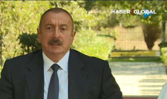 """""""Ermenistan topraklarımızdan çıkarsa barış sağlanacak"""""""