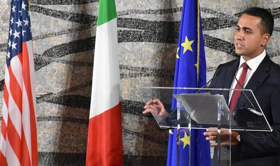 İtalyan bakandan Türkiye açıklaması!
