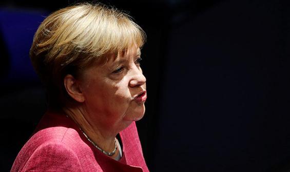 Merkel: Türkiye ile ilişkilerimiz çok boyutlu