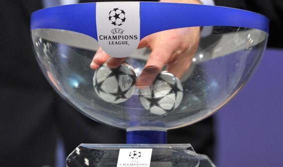 Başakşehir'in Şampiyonlar Ligi grubu belli oldu