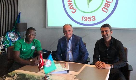 Rizespor orta sahasına Serie A'dan takviye