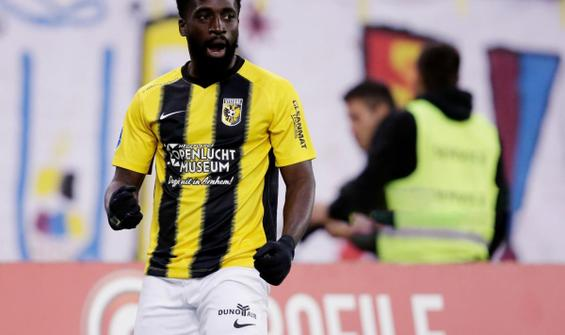 Gaziantep FK'ye Malili golcü