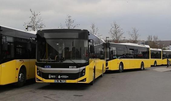 İETT otobüsü şoföründen kadın yolcuyu darp iddiası!