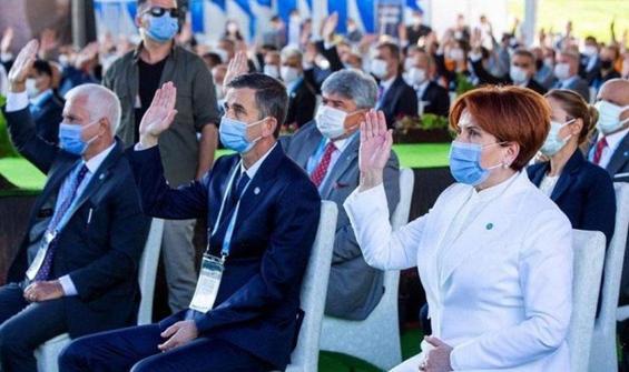 İYİ Partili 14 milletvekilinden protesto bildirisi