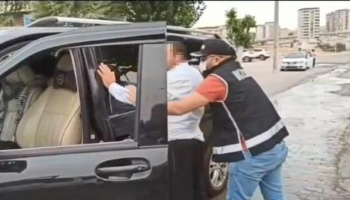 'Mafya hizmeti' videosuna gözaltı