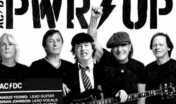 AC/DC buluşması tamam, yeni albüm yolda