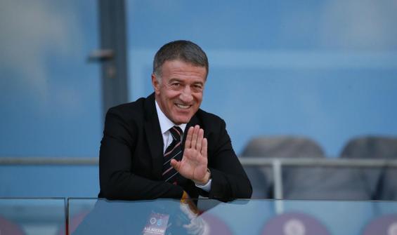 Ağaoğlu'dan transfer açıklaması