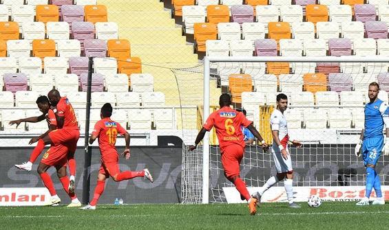 Yeni Malatyaspor 1-0 Antalyaspor