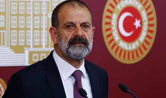 Mardin Milletvekili Tuma Çelik'in vekilliği düşürüldü