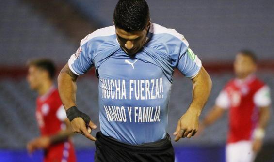Suarez'den Muslera'ya destek mesajı