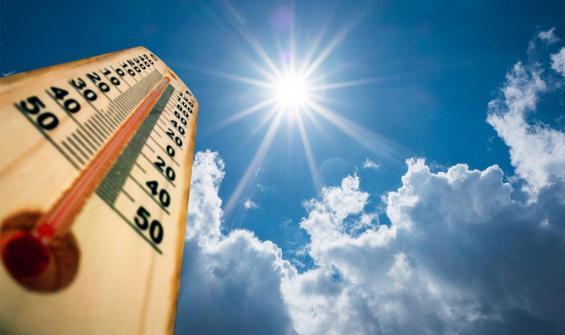 Türkiye'de eylülde son 50 yılın sıcaklık rekoru kırıldı