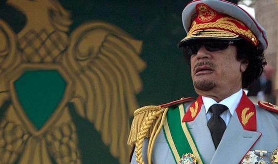 Kaddafi'nin kayıp serveti Türk çiftte bulundu