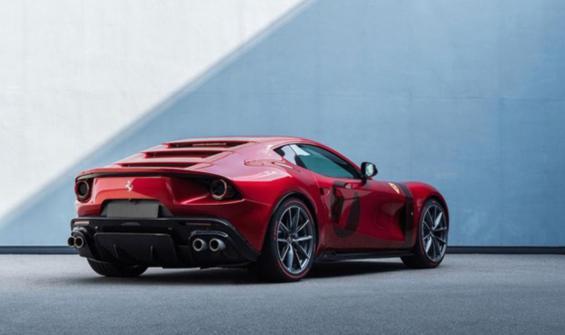 Ferrari, sadece 1 kişi için tasarladı