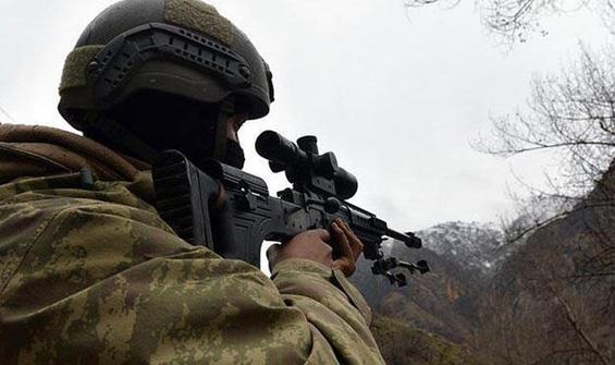 Şırnak'ta 5 terörist daha teslim oldu