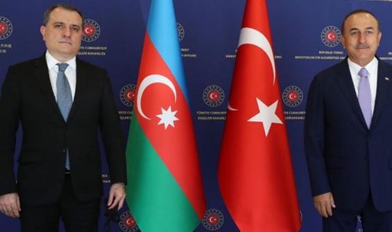 Türkiye ile Azerbaycan arasında dikkat çeken görüşme!