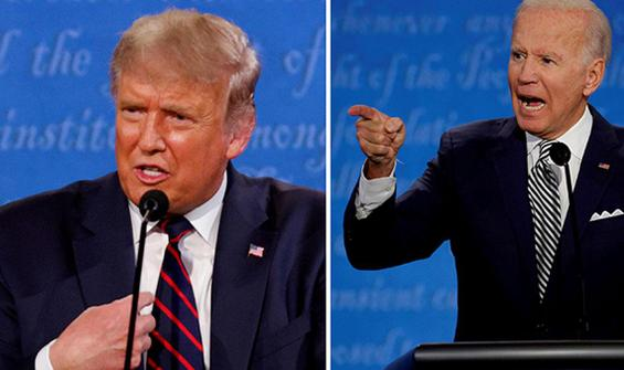 Trump'ın korona olması anket sonuçlarına nasıl yansıdı?
