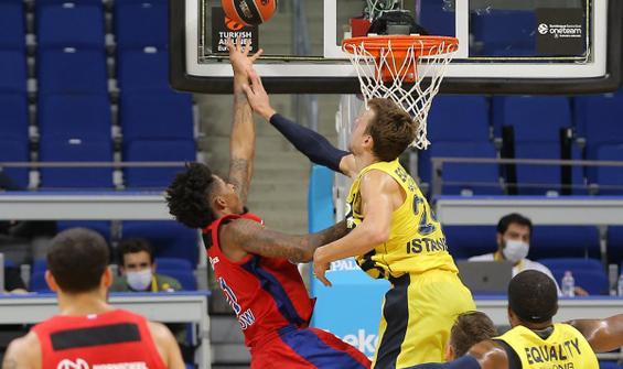 Fenerbahçe Beko: 77 - CSKA Moskova: 78