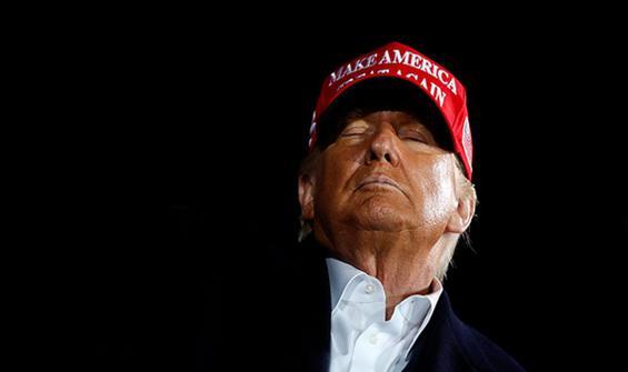 Gündemi sarstı: Trump'ın bu sabahtan beri ateşi var!