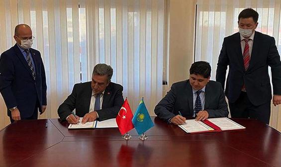 Kazakistan ile Türkiye uzay alanında iş birliği yapacak