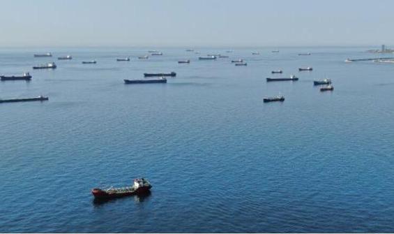 İstanbul'da gemiye operasyon