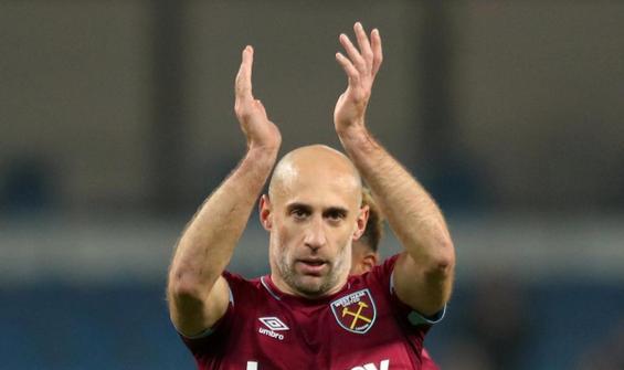 Zabaleta 35 yaşında sahalara veda etti