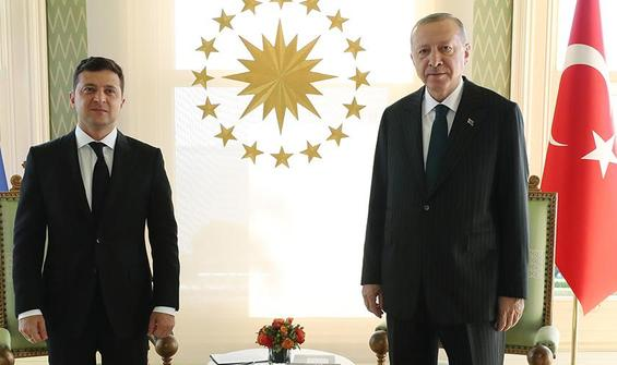Erdoğan: Türkiye Kırım'ın yasa dışı ilhakını tanımayacaktır