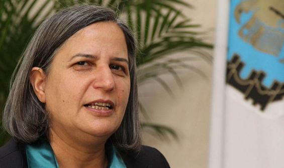 HDP'li Gültan Kışanak, Kobani soruşturması kapsamında tutuklandı