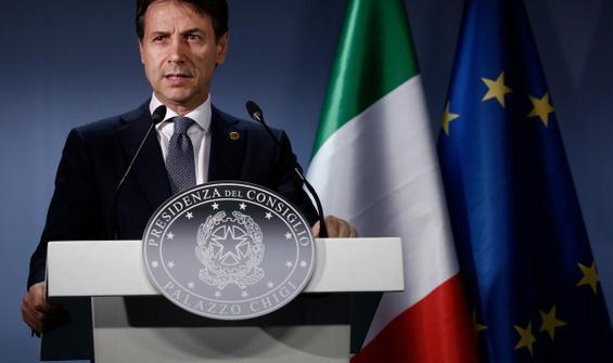 İtalya Başbakanı Conte'den 'Türkiye' açıklaması