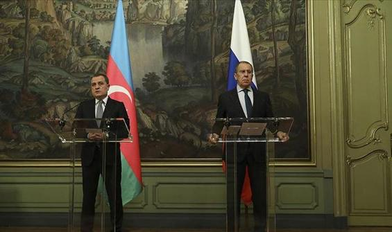 Lavrov lie Bayramov arasında kritik görüşme