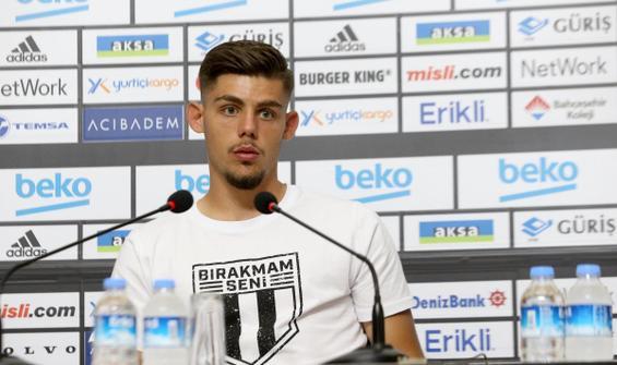 Montero, Beşiktaş'a transferini değerlendirdi