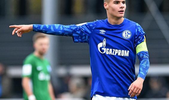 Schalke 04'den Can Bozdoğan'a yeni sözleşme