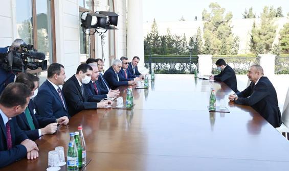 Aliyev'den Türkiye'ye teşekkür!
