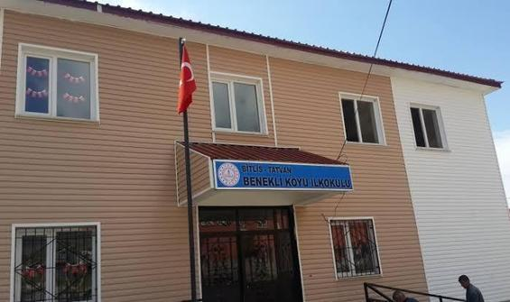 Bitlis'te bir okul karantinaya alındı