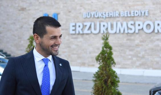 Erzurumspor Başkanı koronavirüse yakalandı