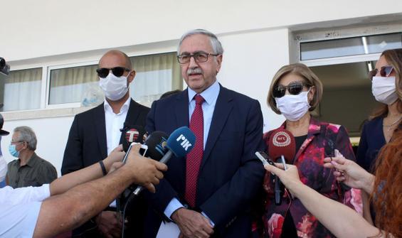 Seçimi kaybeden Mustafa Akıncı'dan flaş karar