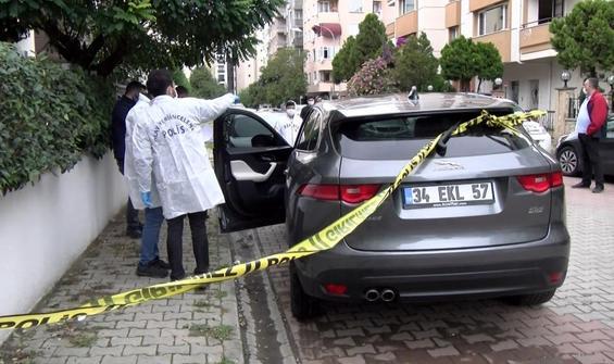 Maltepe'de müteahhite silahlı saldırı