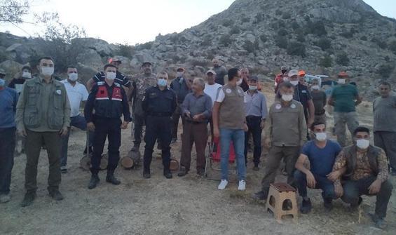 Suçüstü yakalanan kaçak avcılara 35 bin TL ceza