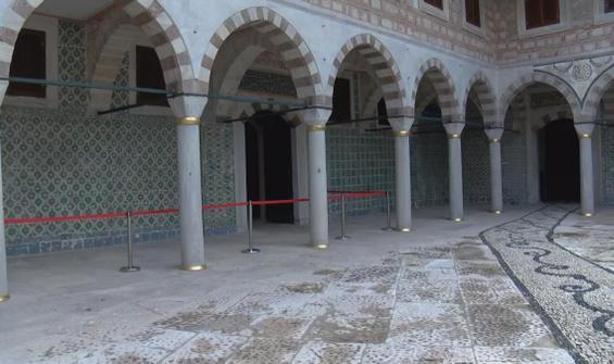 Restorasyonun ardından ziyarete açıldı
