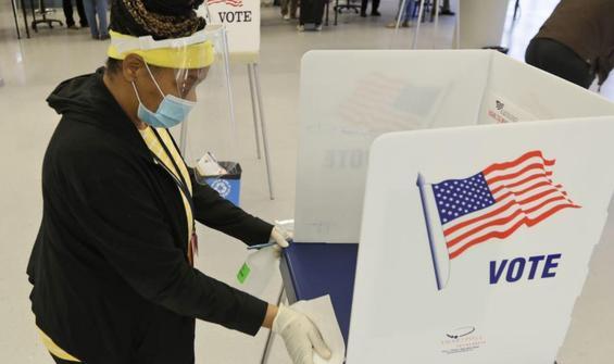 """ABD Yüksek Mahkemesi'nden kritik """"oy sayım"""" kararı"""