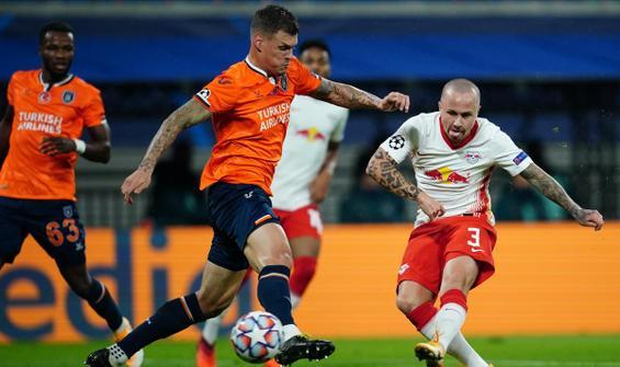 Başakşehir, Şampiyonlar Ligi'ne mağlubiyetle başladı