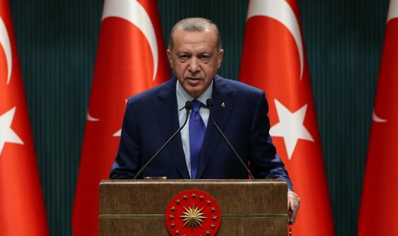 Cumhurbaşkanı Erdoğan'dan Azerbaycan'a destek mesajı