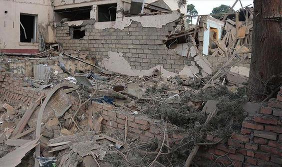 Ermenistan Terter'e saldırdı, iki sivil hayatını kaybetti