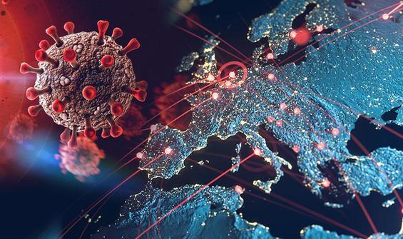 Salgında 'ikinci dalga' Avrupa'yı sert vuruyor!