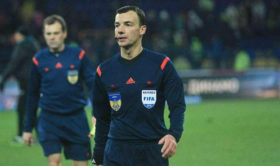 Sivasspor'un maçına Ukraynalı hakem